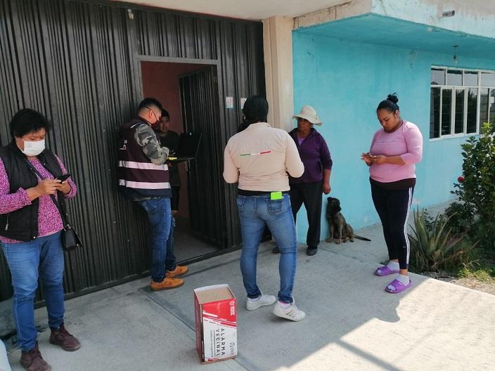 """ARRANCA INSTALACIÓN DE PRIMERAS ALARMAS VECINALES DEL PROGRAMA DE PREVENCIÓN DEL DELITO """"BRIGADAS CAS""""1"""