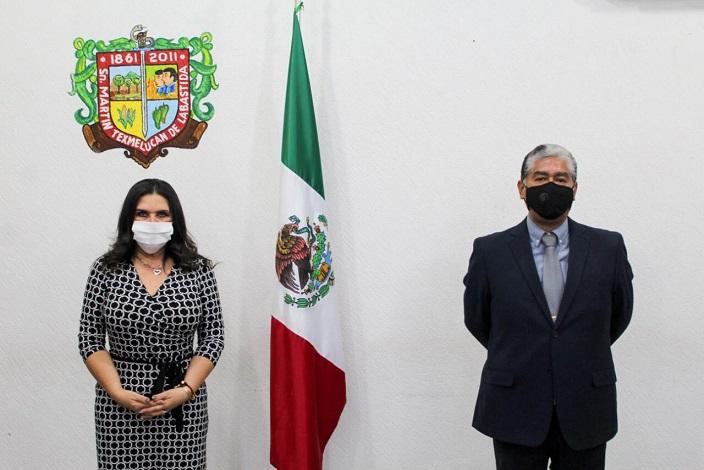 RAFAEL ENCISO TOMA PROTESTA COMO DIRECTOR DEL SOSAPATEX1