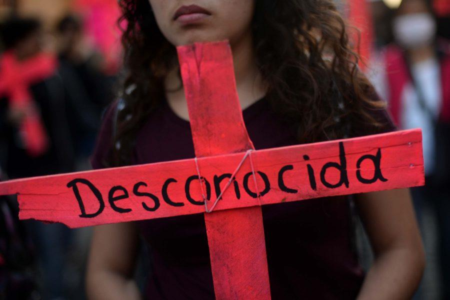desconcida feminicidios cruz roja