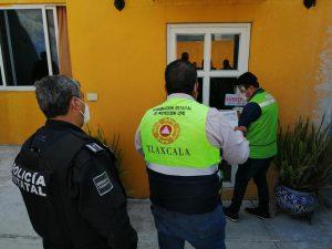 operativo motel tlaxcala trata proteccion civil