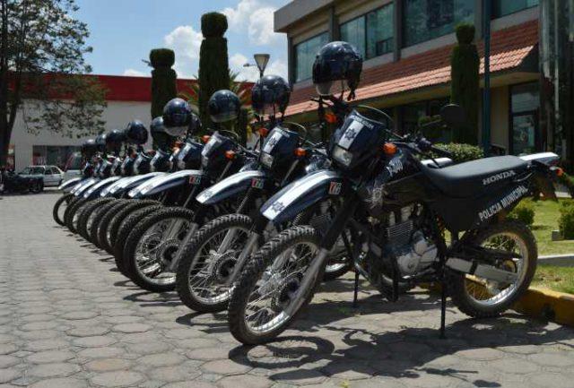 motocicletas policias