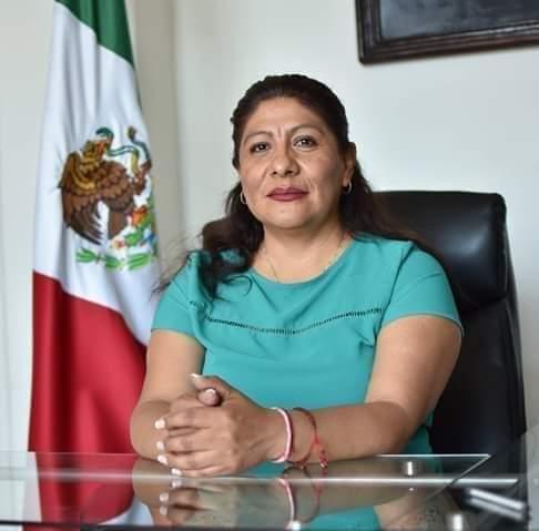 Alcaldesa Tlalancaleca