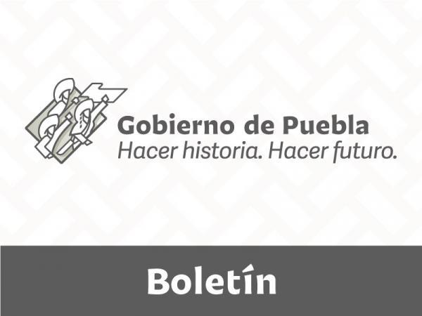 Boletin Gobierno de Puebla