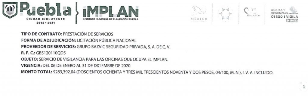 CONTRATO IMPLAN SEGURIDAD