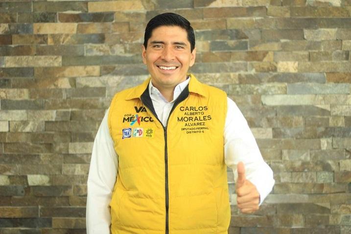 Carlos Morales 4 1