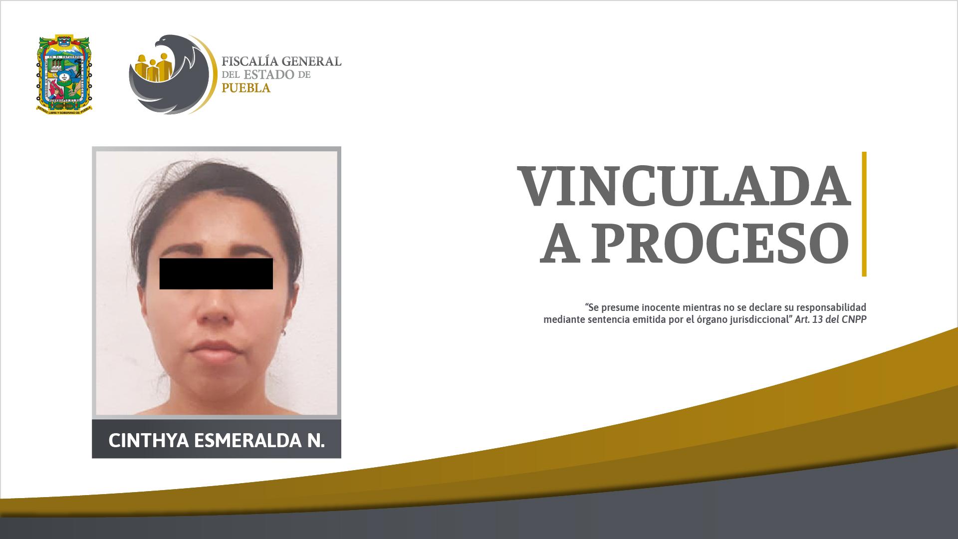 Cinthya Esmeralda N