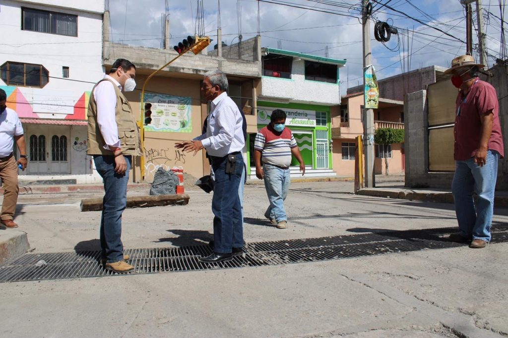 Colector Pluvial 2