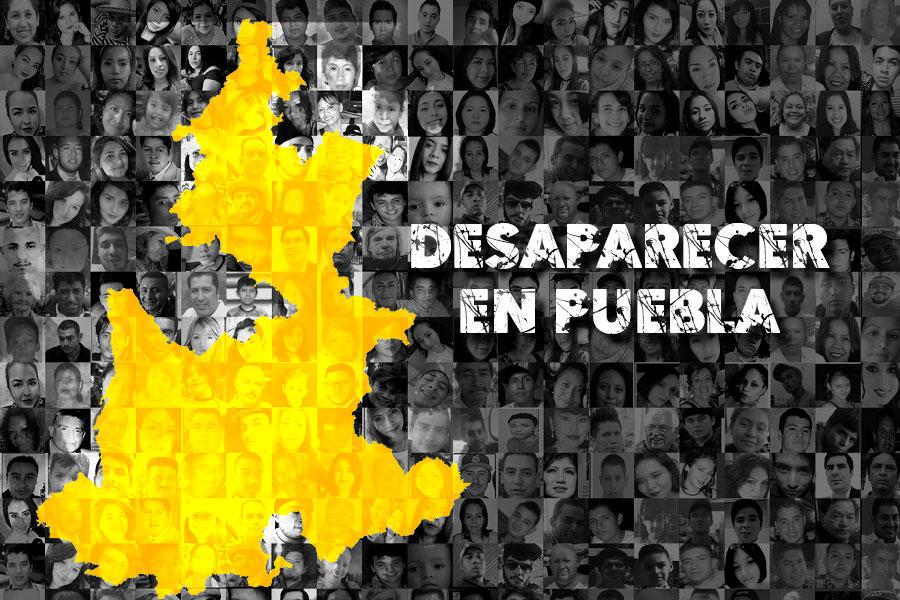 Desaparecer en Puebla