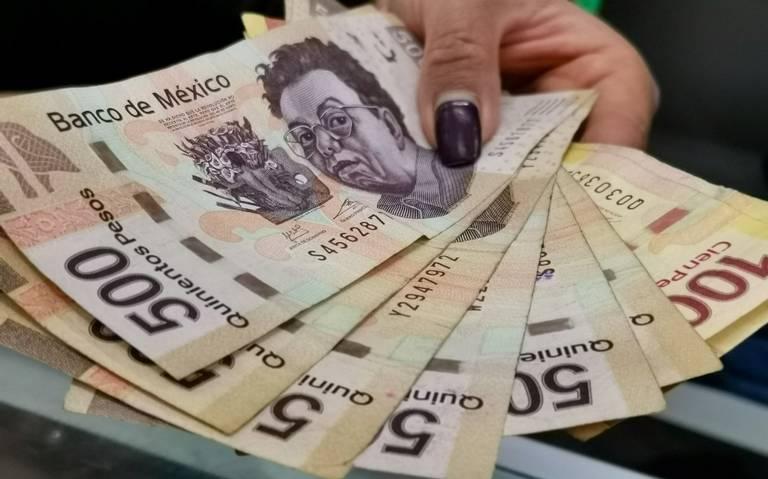 Dinero billetes economia quinientos pesos