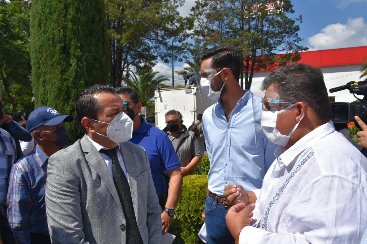 EL GOBIERNO DE SAN MARTIN TEXMELUCAN MANTIENE APERTURA AL DIALOGO CON TODOS LOS SECTORES1