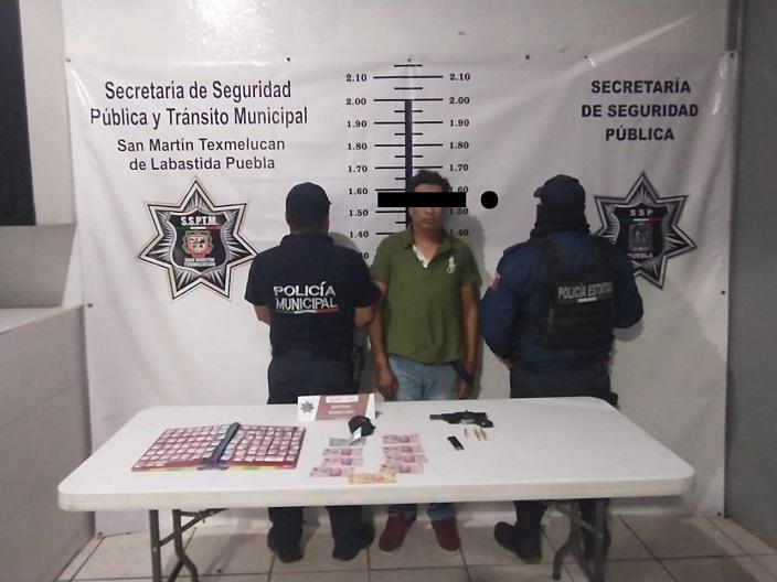ESTADO Y MUNICIPIO LOGRAN DETENCION DE PRESUNTO RESPONSABLE DE DELITOS CONTRA LA SALUD ALIAS EL PIOLIN1