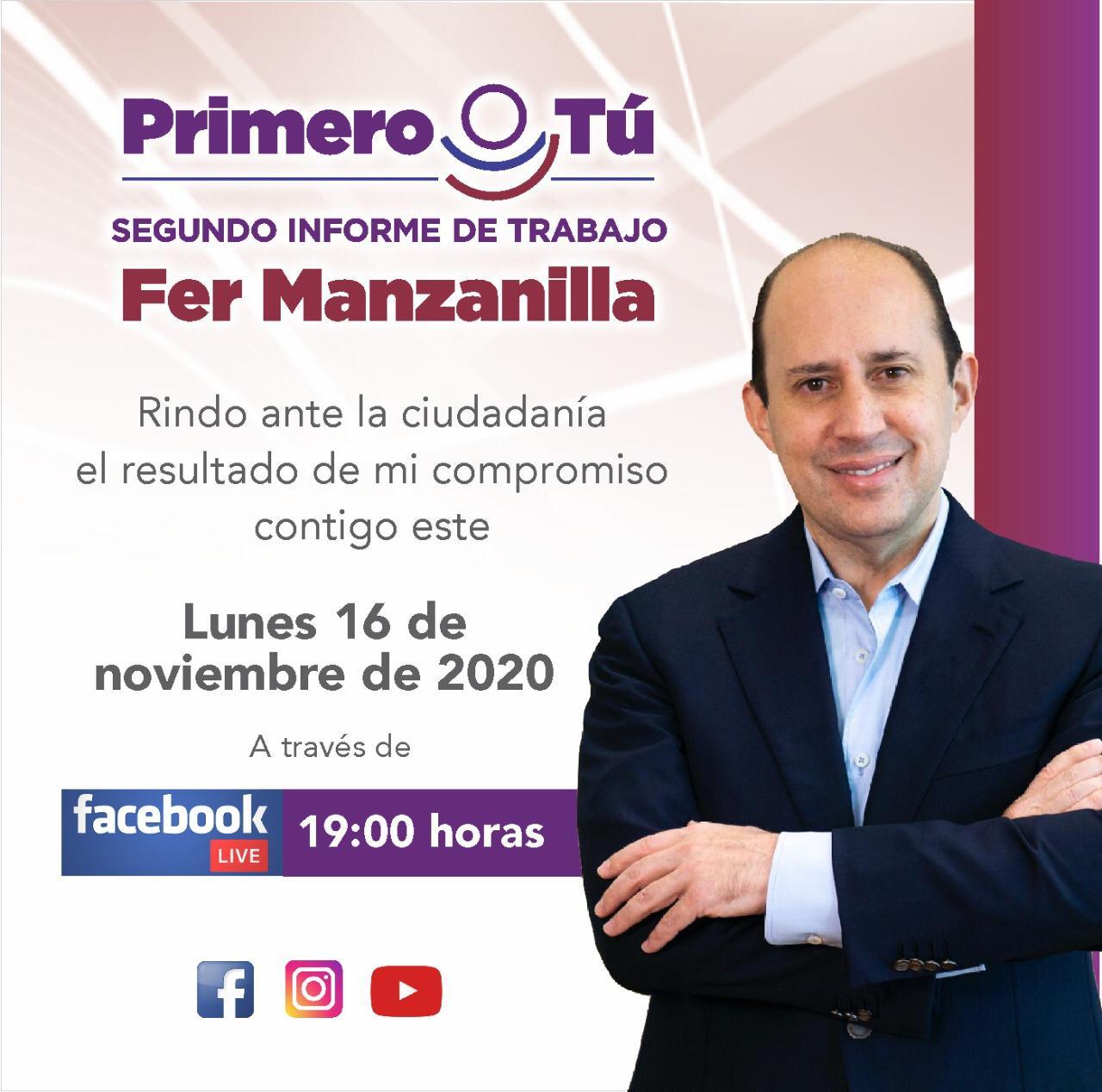 Fer Manzanilla 12.11.20