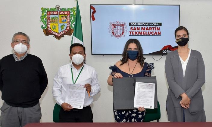 GOBIERNO DE TEXMELUCAN FIRMA CONVENIO DE COLABORACION CON SEGALMEX PARA APOYAR AL CAMPO1