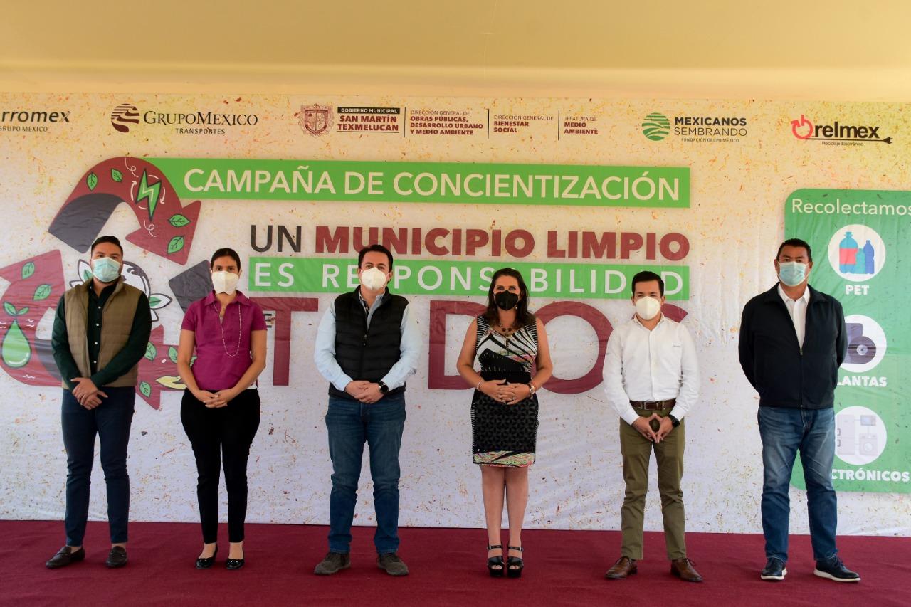 GOBIERNO DE TEXMELUCAN INICIA CAMPANA DE RECOLECCION DE ELECTRODOMESTICOS 1