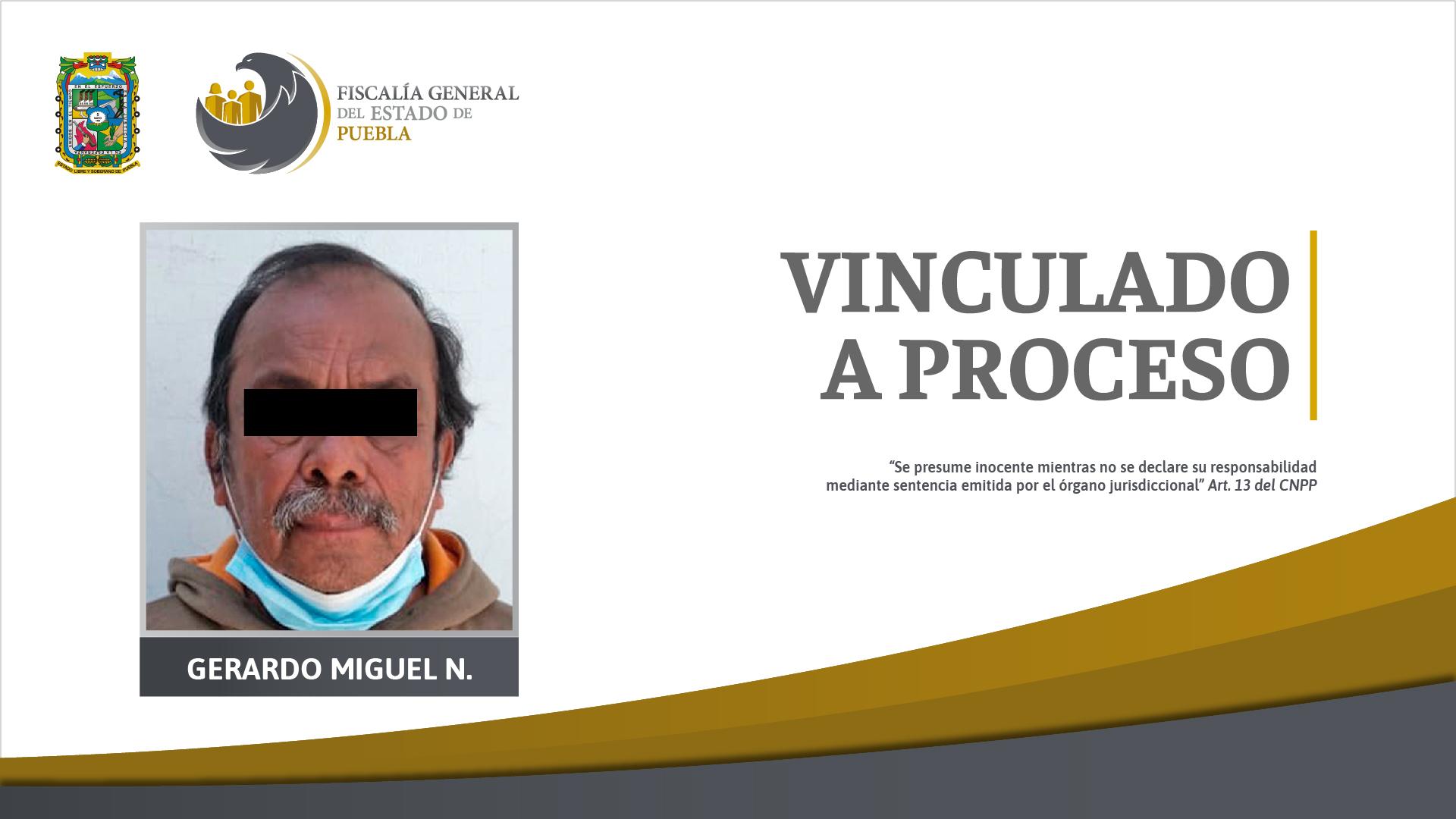 Gerardo Miguel