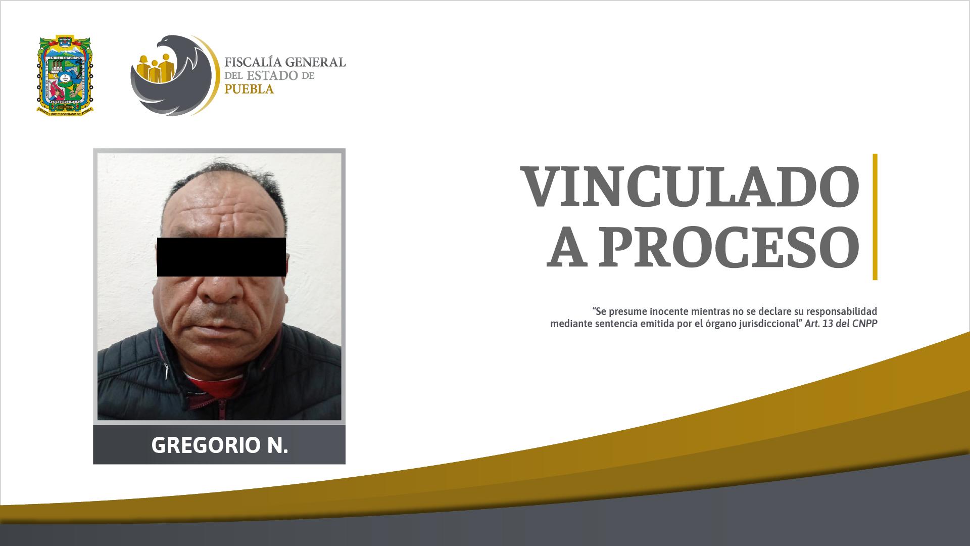 Gregorio N VaP fge