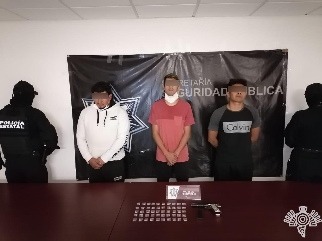 La Patrona detenidos Septiembre 1