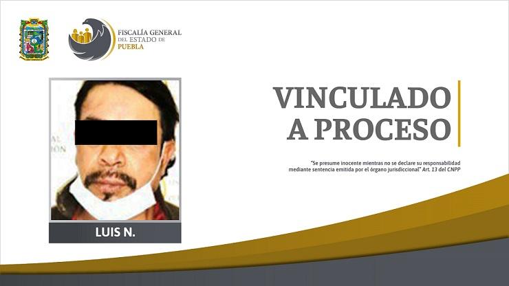 Luis N FGE