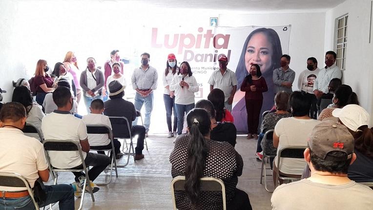 Lupita Daniel 09Mayo21 1