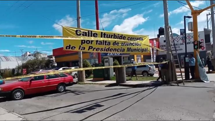Manifestacion Chiautempan