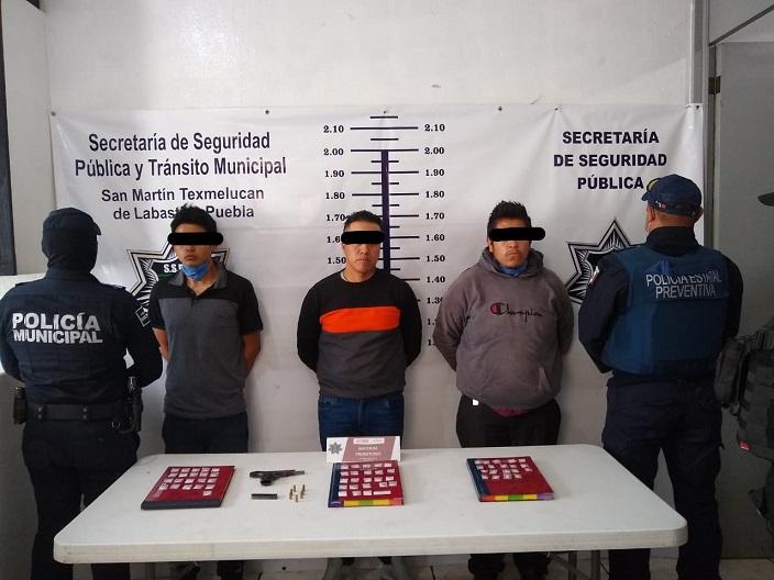 POLICIA DE TEXMELUCAN CONTINUA DANDO RESULTADOS EN LA LUCHA CONTRA LA DELINCUENCIA EN MOYOTZINGO1