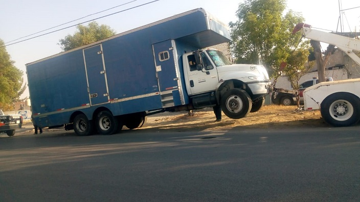 POLICIA DE TEXMELUCAN LOGRO LA RECUPERACION DE DOS UNIDADES ABANDONADAS1