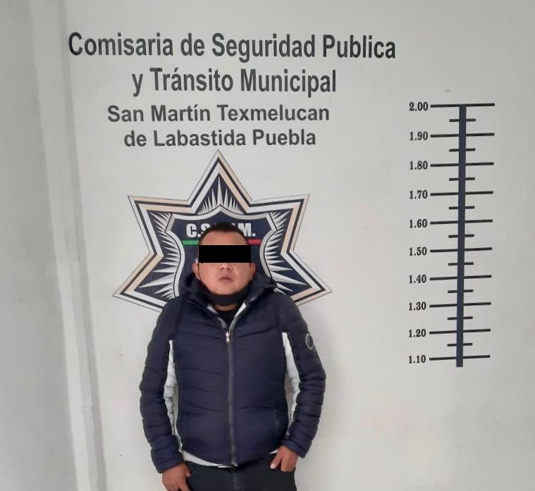 POLICIA DE TEXMELUCAN RECUPERA CAMION DE PRODUCTOS Y DETIENE A LOS PRESUNTOS RESPONSABLES DEL ROBO 2