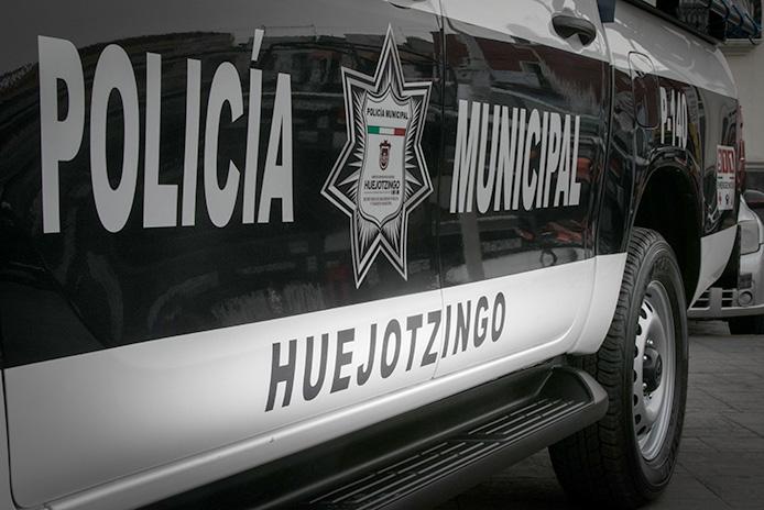 Patrulla Municipal de Huejotzingo