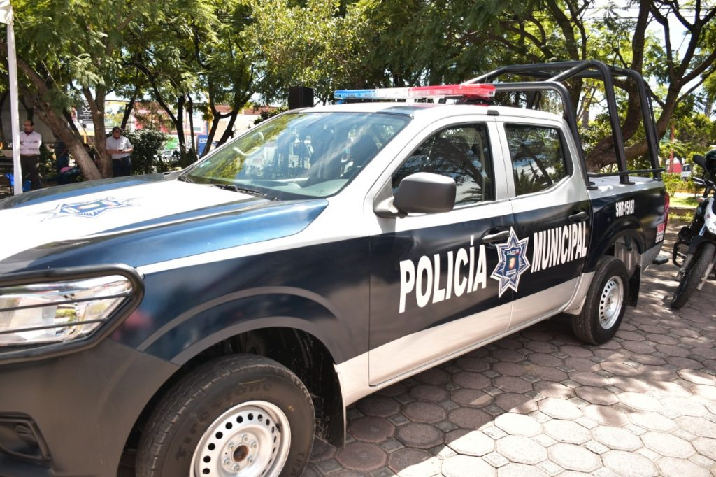 Patrulla Policia Municipal Texmelucan