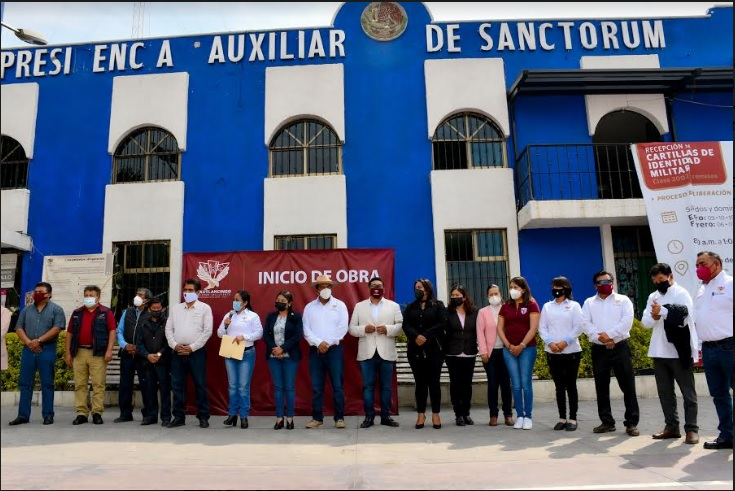 Presidencia Auxiliar sanctorum