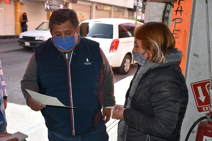 RECUPERAR LA SALUD DE LOS TEXMELUQUENSES ES RESPONSABILIDAD DE TODAS Y TODOS NORMA LAYON3