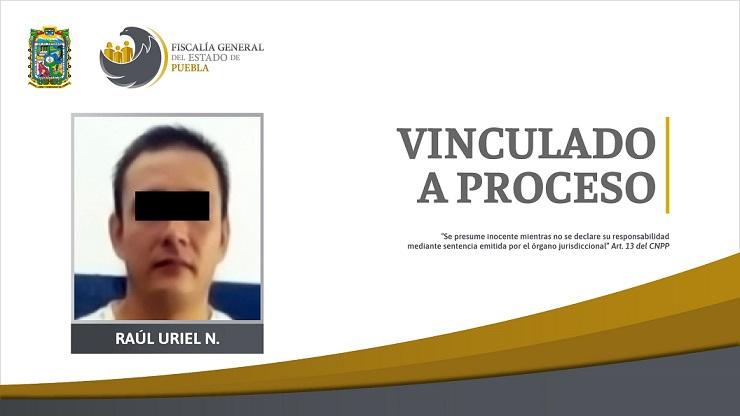 Raul Uriel N