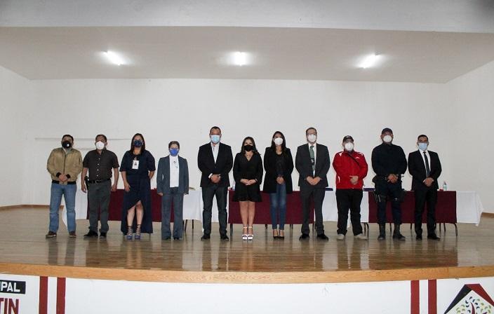 SAN MARTIN TEXMELUCAN SEDE DEL FORO EN MATERIA DE SEGURIDAD PUBLICA ESCOLAR1