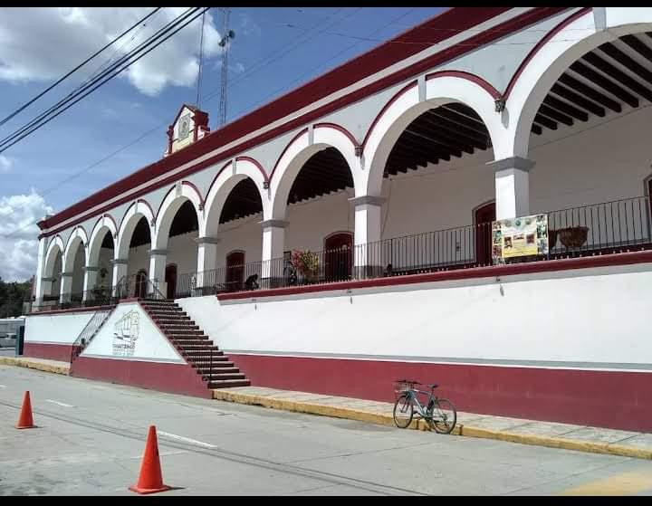 San Lorenzo Chiautzingo