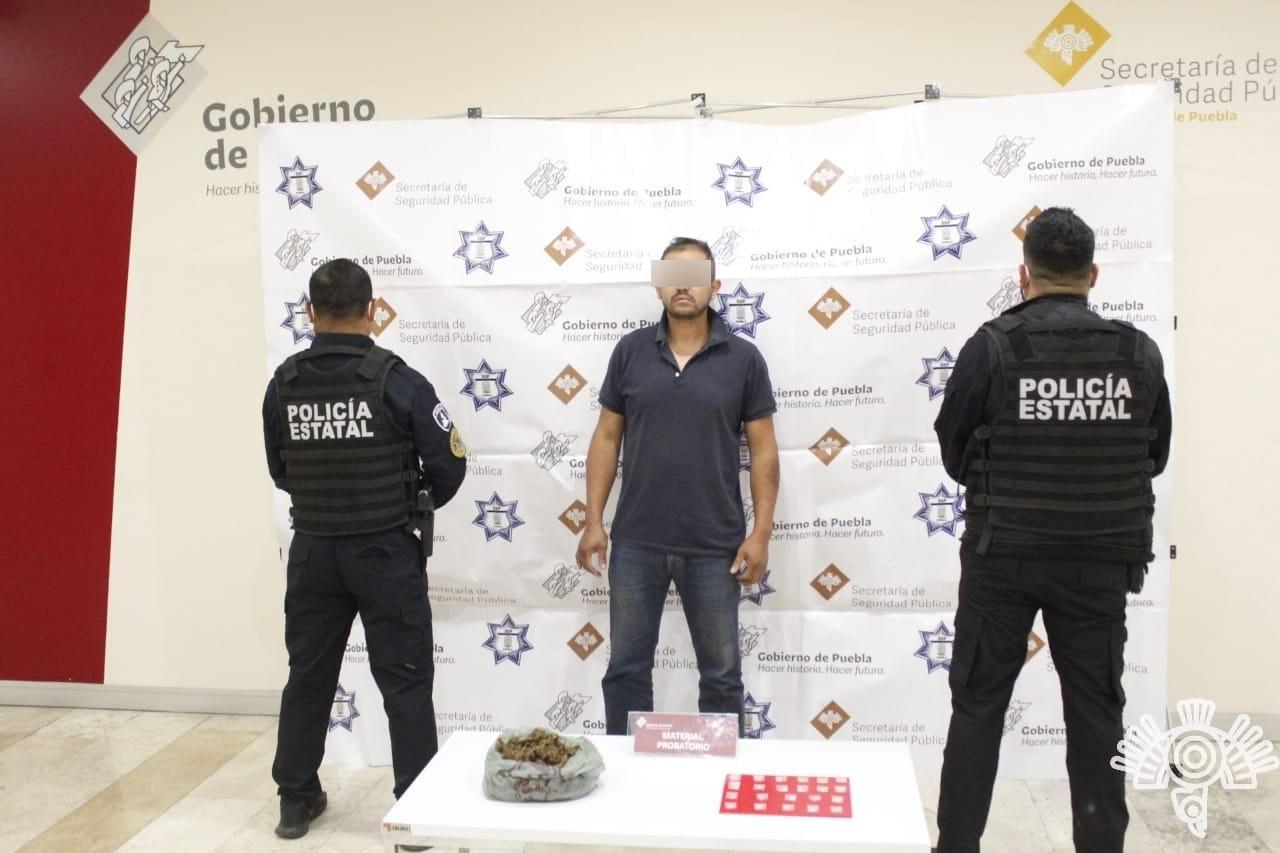Vendedor de armas y droga de Zacatlan