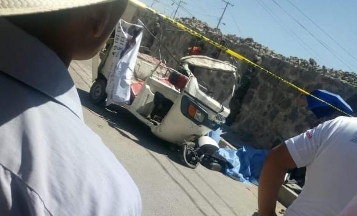 accidente mototaxi puebla