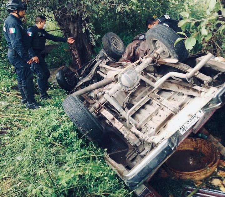 accidente vehiculo