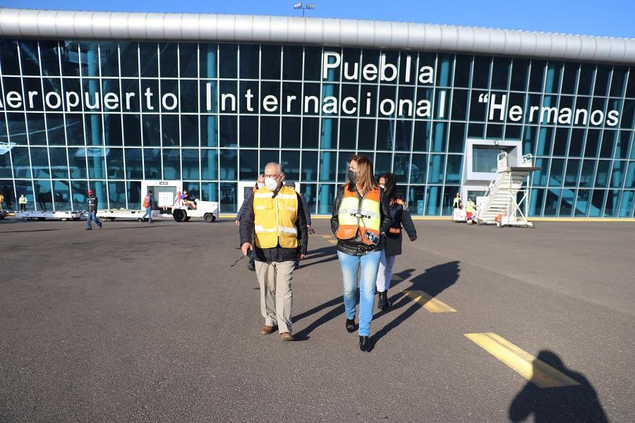 aeropuerto internacional huejotzingo puebla
