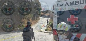 ambulancia accidente tlaxcala gasero