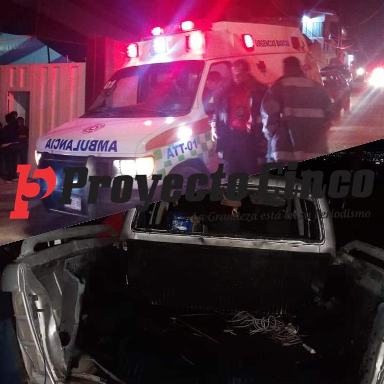ambulancia tlaxcala a