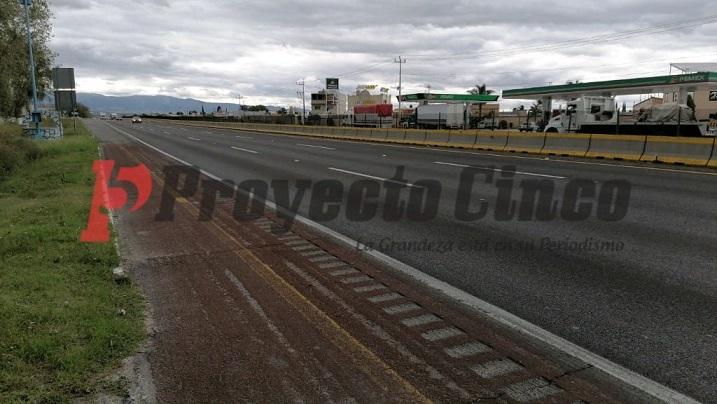 autopista sin carros
