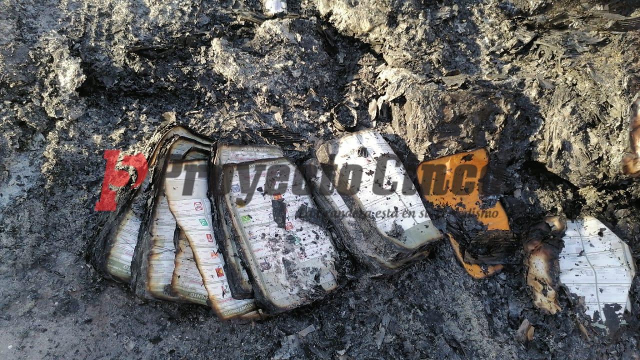 boletas quemadas tlahuapan iee
