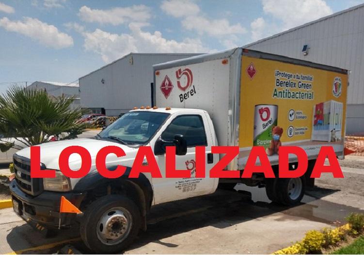 camioneta pintura recuperada