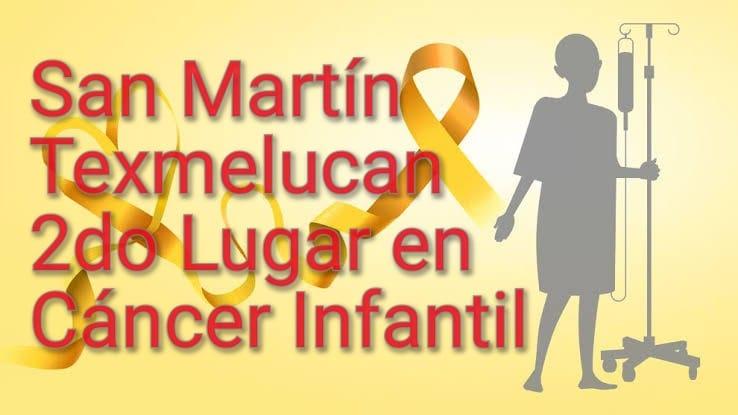 cancer infantil san martin