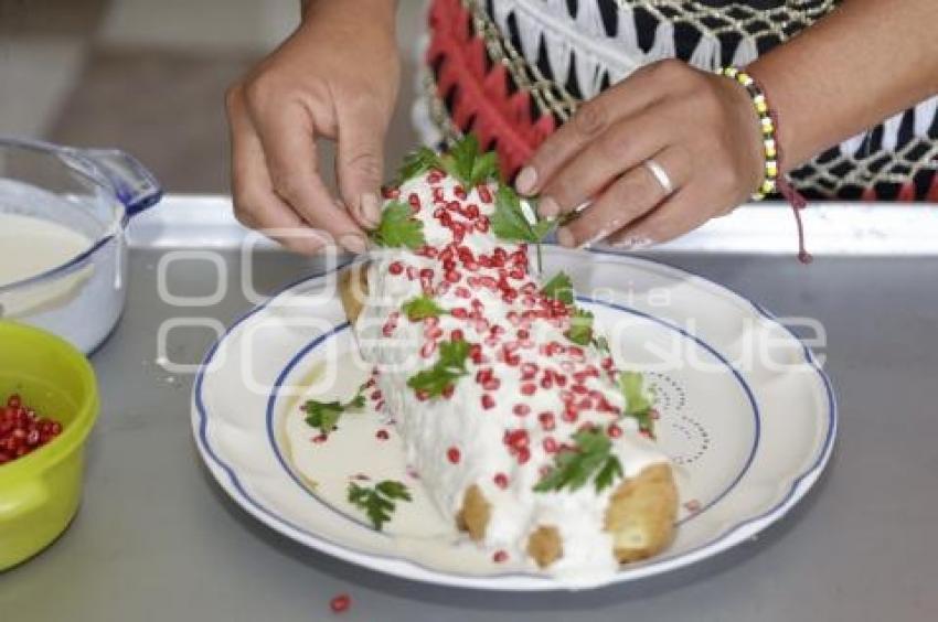 chile nogada calpan