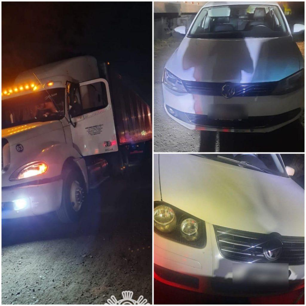 detenidos goes robo puebla autopista ladrones