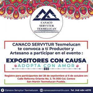 expo emprendedores artesanos texmelucan canaco