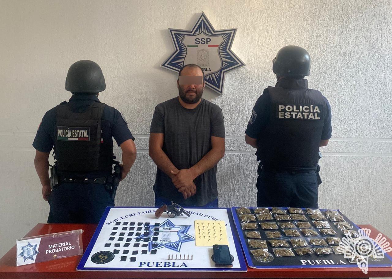 guasones coyotzingo policia estatal droga