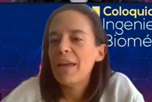 Ana Moreno, es coordinadora de la carrera en Ingeniería Biomédica en la Universidad Iberoamericana de Puebla