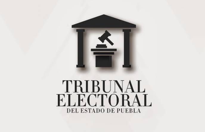 logo tribunal Electoral Puebla